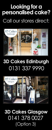 Contact 3D Cakes