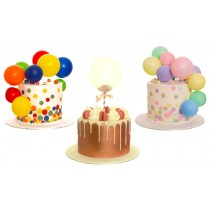 Balloon Party Cakes In A Choice Of Sizes