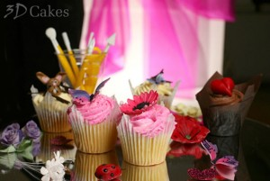 2.5 Hour Cupcake Decorating Class At 3D Cakes - *SALE*