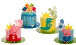Children's Party Cake from 3D Cakes