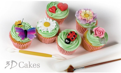 2.5 Hour Cupcake Decorating Masterclass
