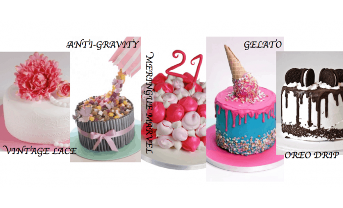 Occasions Cake - Choice of 13 Designs - Easter Weekend Special